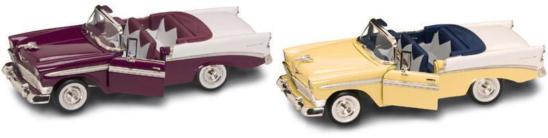 Коллекционный автомобиль 1957 года - Шевроле Bel Air, масштаб 1/18Chevrolet<br>Коллекционный автомобиль 1957 года - Шевроле Bel Air, масштаб 1/18<br>