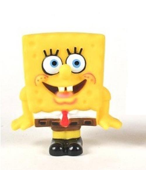 Игрушка для купания «Губка Боб», в сеткеИгрушки для ванной<br>Игрушка для купания «Губка Боб», в сетке<br>