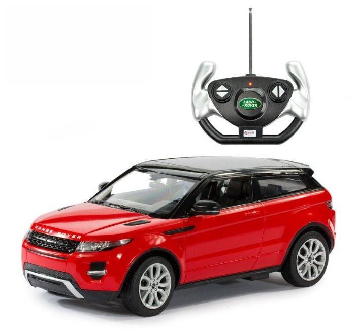 картинка Машина р/у 1:14 - Range Rover Evoque, цвет красный от магазина Bebikam.ru