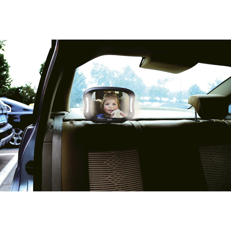 Зеркало с подсветкой для наблюдения за ребенком Speculo luce