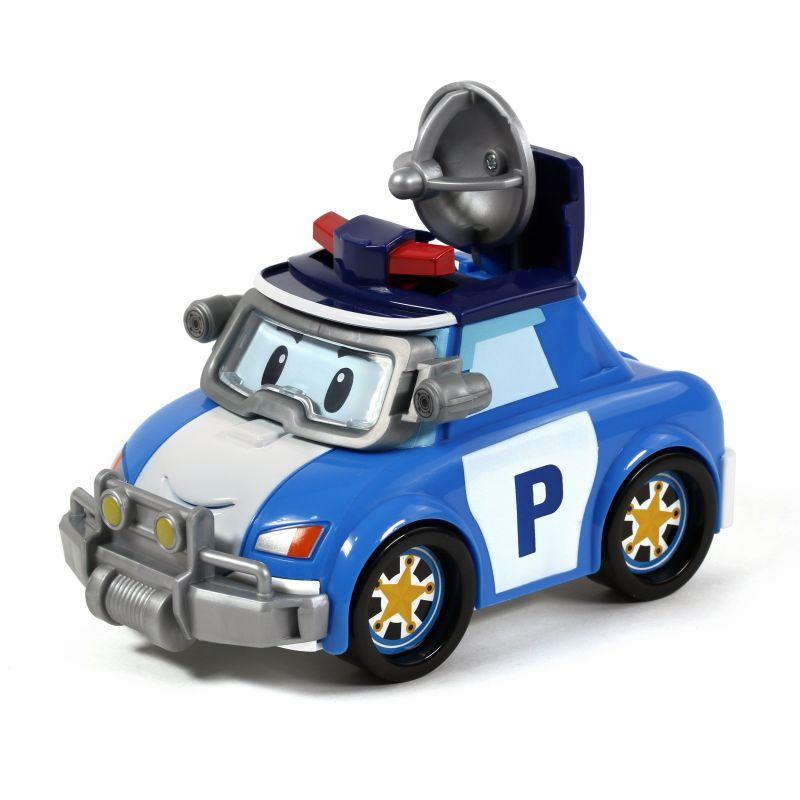 Купить Машинка с аксессуарами Robocar Poli - Поли, Silverlit