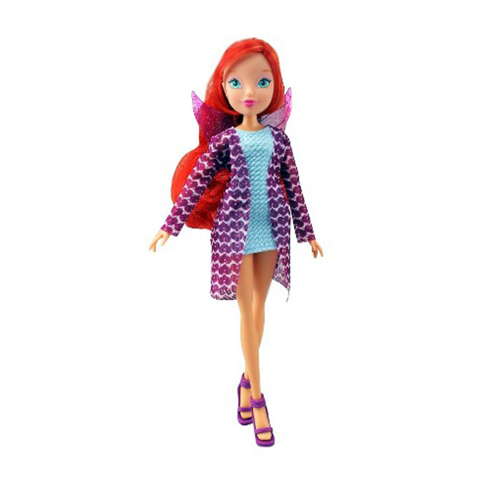 Кукла из серии Winx Club Красотка – BloomКуклы Винкс (Winx)<br>Кукла из серии Winx Club Красотка – Bloom<br>