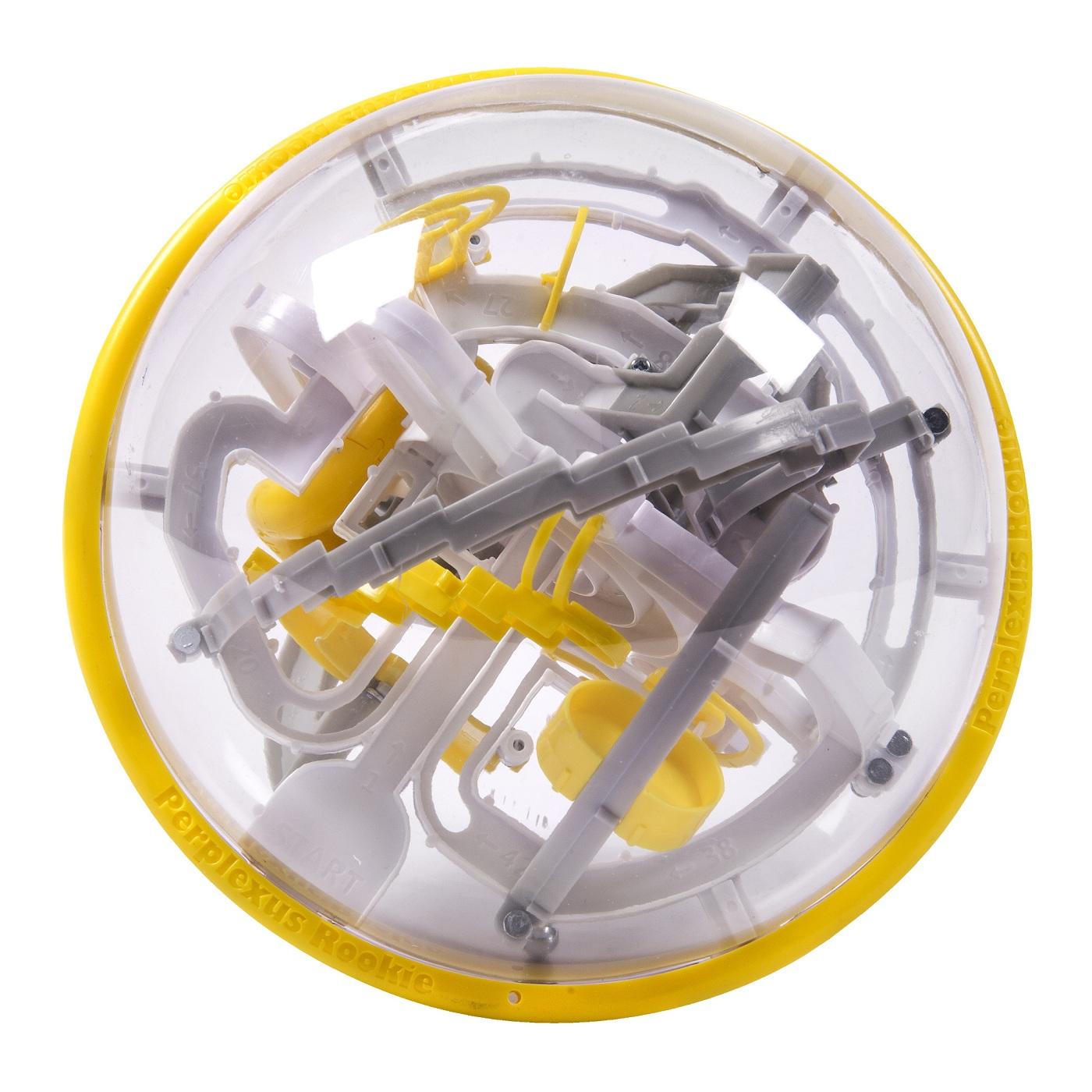 Купить Развивающая головоломка Perplexus Rookie на 70 барьеров, Spin Master