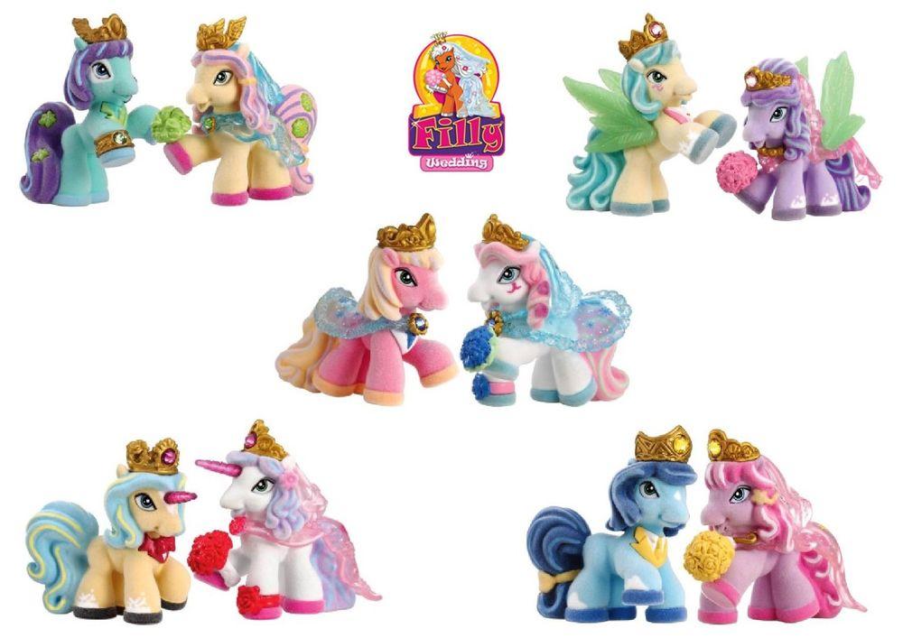 Лошадка коллекционная «Filly» – СвадьбаЛошадки Филли Filly Princess<br>Лошадка коллекционная «Filly» – Свадьба<br>