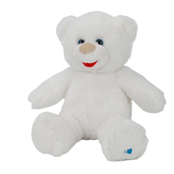 Купить Интерактивная игрушка-ночник - Лунный медвежонок, 27 см, свет, звук, Мульти-Пульти
