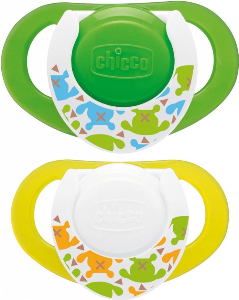Пустышка силиконовая 4+, яркаяТовары для кормления<br>Пустышка силиконовая 4+, яркая<br>