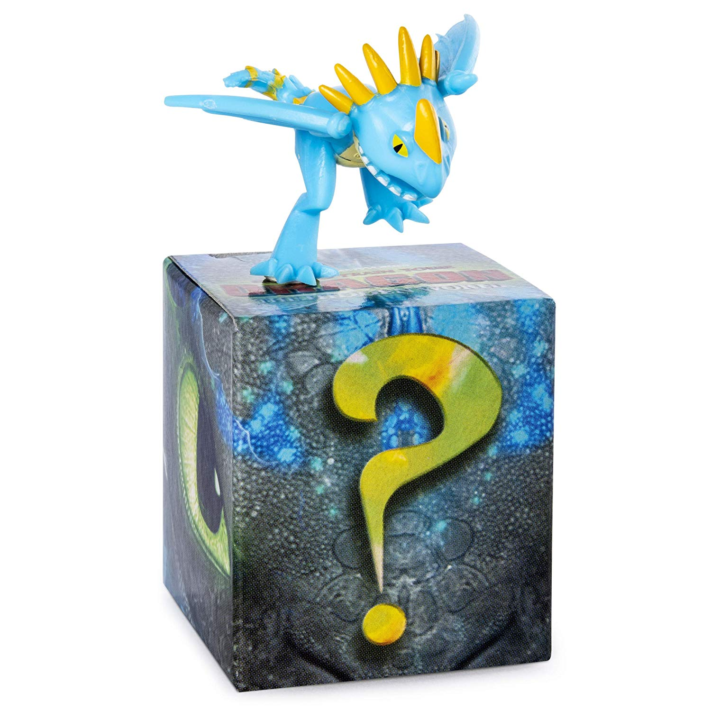 Купить Набор из 2 коллекционных фигурок Как приручить дракона-3 - Громгильда, 5 см, Spin Master