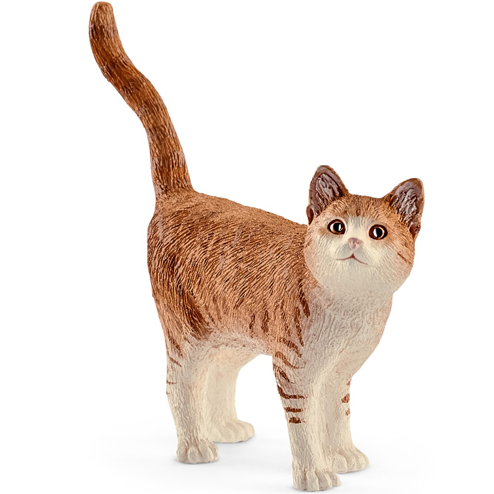 Игровая фигурка – Кошка, 6,6 смНа ферме (Farm life)<br>Игровая фигурка – Кошка, 6,6 см<br>