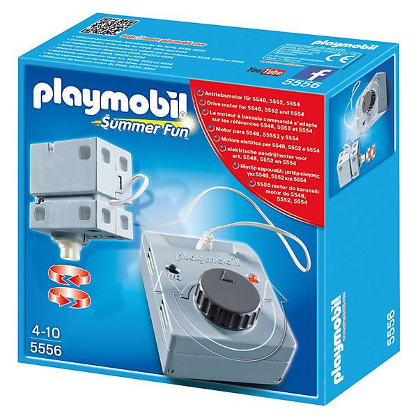 Электрический мотор для аттракционов от Toyway