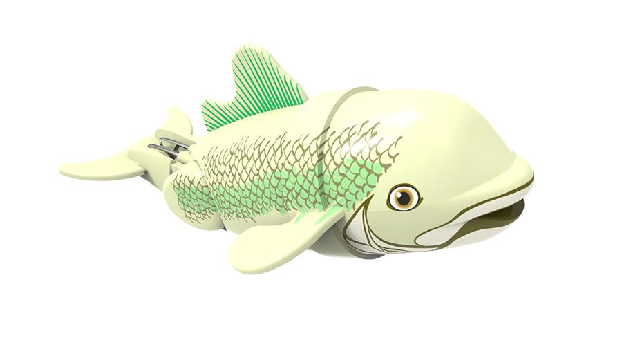 Игрушка для ванной - Бубба рыбка-акробат
