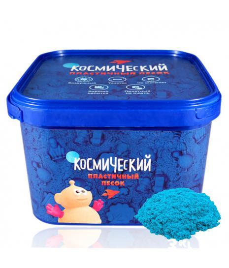 Купить Песок космический – Голубой, 3 кг, Волшебный мир