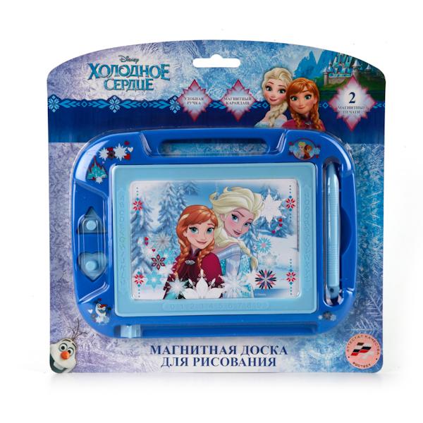 Магнитная доска для рисования Disney - Холодное сердцеМольберты<br>Магнитная доска для рисования Disney - Холодное сердце<br>