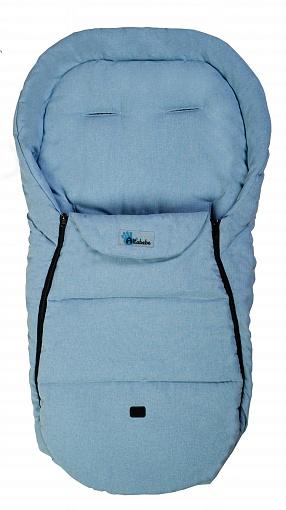 Демисезонный конверт – AL2450L, light blue - Детские Конверты, артикул: 168953