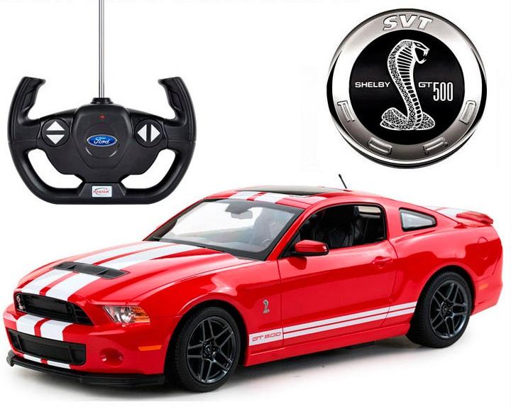 Купить Радиоуправляемая машина - Ford Shelby GT500, масштаб 1:24, Rastar