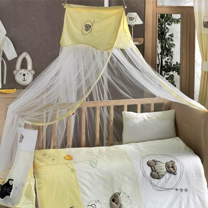 Балдахин серии Little Bear, 150 х 450 смДетское постельное белье<br>Балдахин серии Little Bear, 150 х 450 см<br>