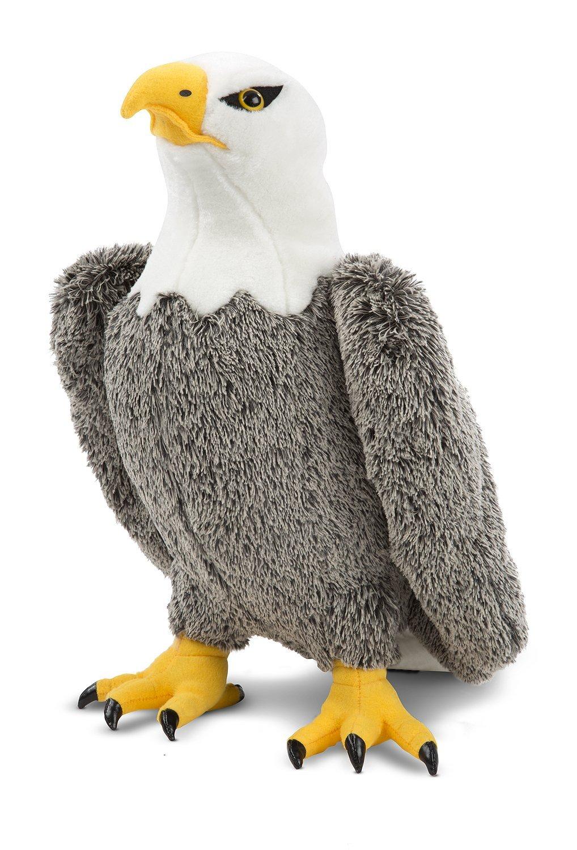 Мягкая игрушка - ОрелДикие животные<br>Мягкая игрушка - Орел<br>
