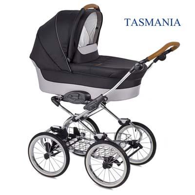Классическая коляска – Navington Caravel, колеса 12, TasmaniaДетские коляски-люльки<br>Классическая коляска – Navington Caravel, колеса 12, Tasmania<br>