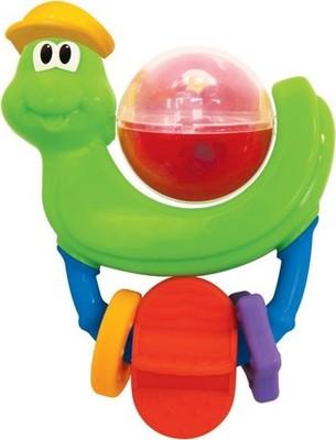 Развивающая игрушка - Забавная улиткаРазвивающие игрушки KIDDIELAND<br>Развивающая игрушка - Забавная улитка<br>