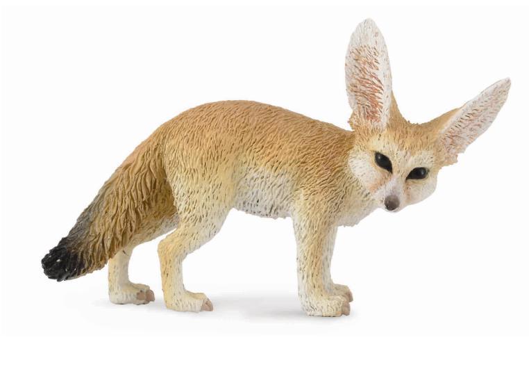 Фигурка лиса ФенекДикая природа (Wildlife)<br>Ваш ребенок любит собирать фигурки животных? Данная фигурка лиса Фенек станет не только красивой игрушкой, но и дополнит коллекцию подобных фигурок. Она выполнена из безопасного материала и является точной копией настоящего пустынного африканского лиса. И...<br>