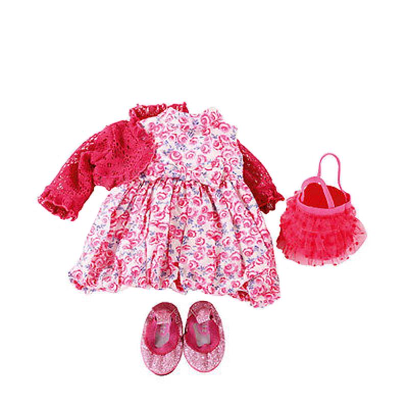 Набор летней одежды и аксессуаров, 5 предметовОдежда для кукол<br>Набор летней одежды и аксессуаров, 5 предметов<br>