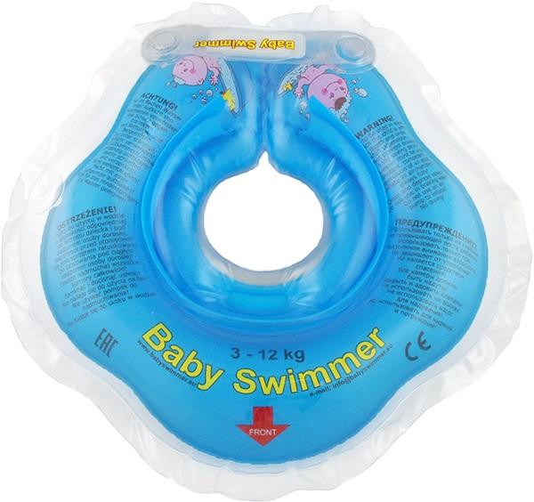 Круг на шею для купания детей от 3 до 12 кг., полуцветКупание ребенка<br>Круг на шею для купания детей от 3 до 12 кг., полуцвет<br>