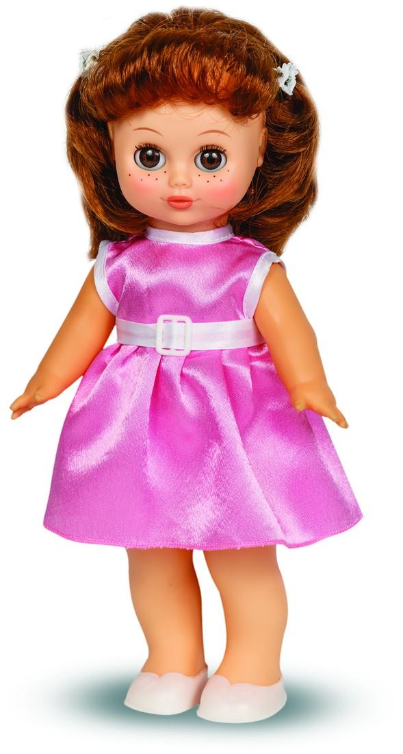 Кукла Настя 11, звукРусские куклы фабрики Весна<br>Кукла Настя 11, звук<br>
