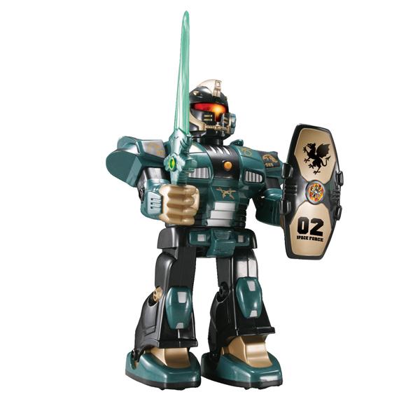 Робот-воин зеленыйРоботы, Воины<br>Робот-воин зеленый<br>