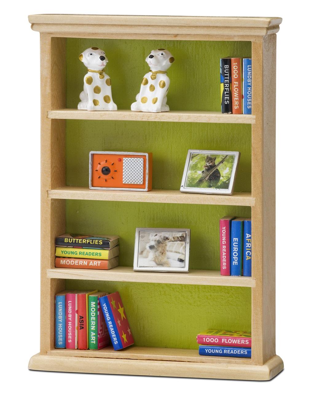 Кукольная мебель Смоланд - Книжный шкаф