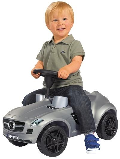 Mercedes Benz SLS AMG - машинка-каталкаМашинки-каталки для детей<br>Mercedes Benz SLS AMG - машинка-каталка<br>