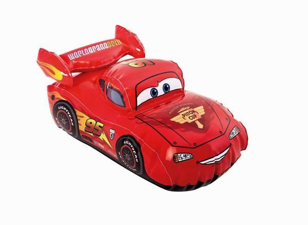Игрушки для купания - герои мультфильма Disney «Cars»Надувные животные, круги и матрацы<br>Игрушки для купания - герои мультфильма Disney «Cars»<br>