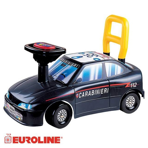 Каталка Авто Carabinieri NPМашинки-каталки для детей<br>Каталка Авто Carabinieri NP<br>