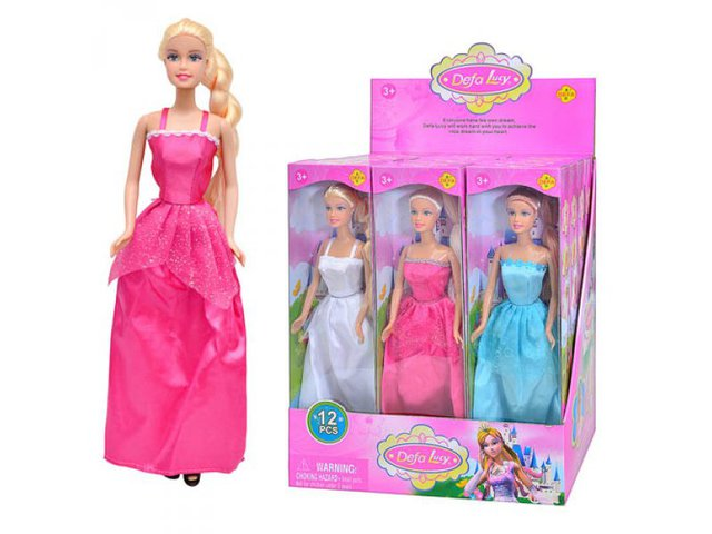 Кукла Defa с аксессуарами, 29 см, 3 видаКуклы Defa Lucy<br>Кукла Defa с аксессуарами, 29 см, 3 вида<br>