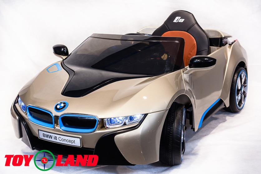 Электромобиль BMW ConceptЭлектромобили, детские машины на аккумуляторе<br>Электромобиль BMW Concept<br>