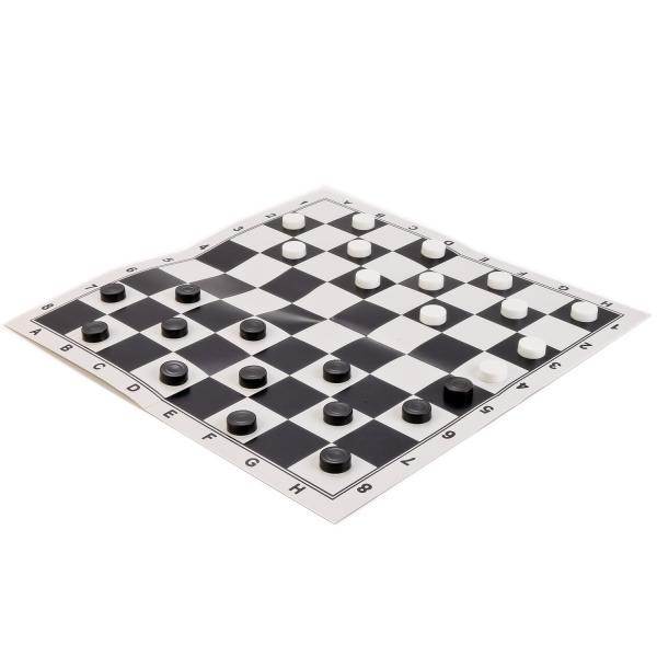 Настольная игра малого формата - Шашки
