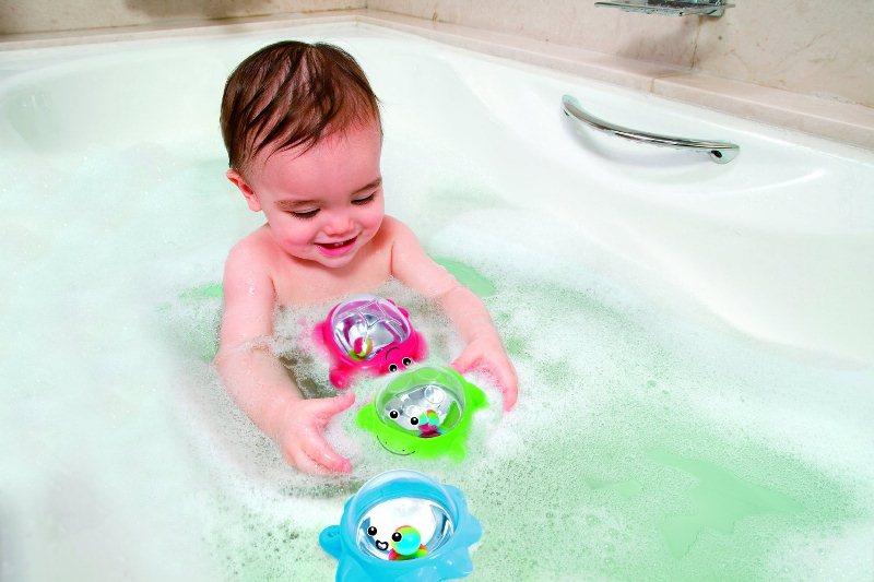 Игрушки для игр в ванной - Мерцающие поплавкиИгрушки для ванной<br>Игрушки для игр в ванной - Мерцающие поплавки<br>