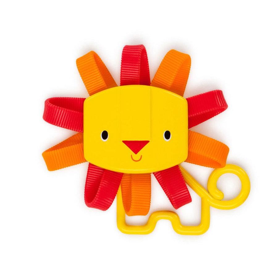 Развивающая игрушка - ЛьвенокДетские погремушки и подвесные игрушки на кроватку<br>Развивающая игрушка - Львенок<br>