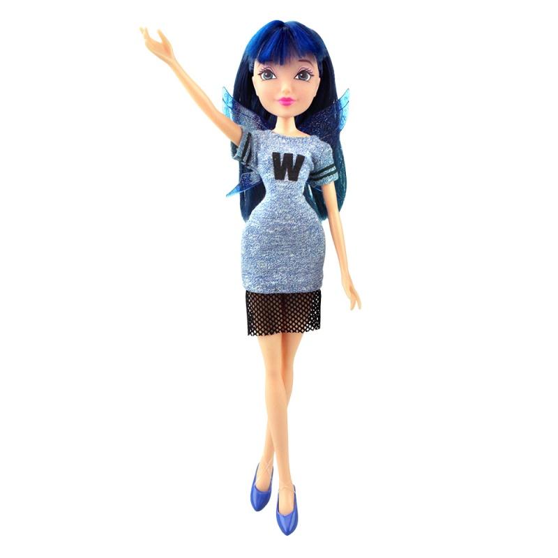 Кукла Winx Club - Мода и магия-3, MusaКуклы Винкс (Winx)<br>Кукла Winx Club - Мода и магия-3, Musa<br>