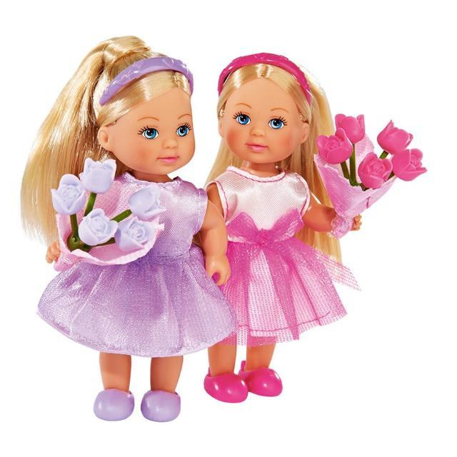 Кукла Еви - подружка невесты, 12 смКуклы Еви<br>Кукла Еви - подружка невесты, 12 см<br>