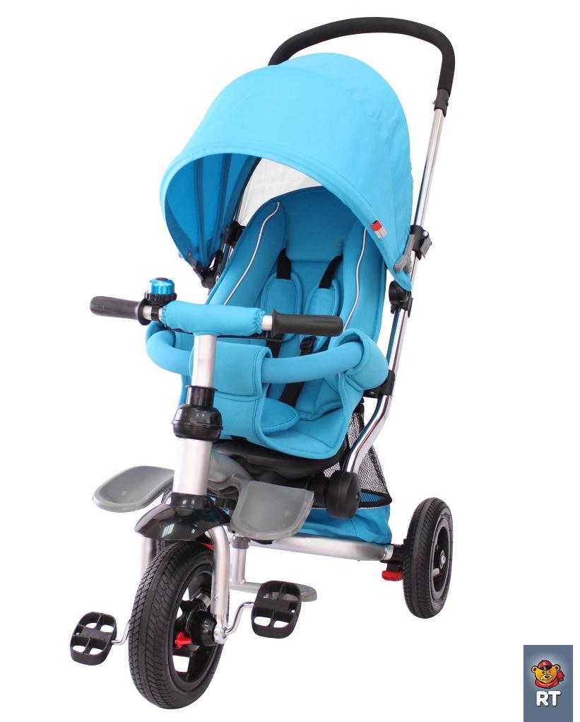 Т350 Велосипед 3-х колесный MODI 2016 AIR Stroller blue skyВелосипеды детские<br>Т350 Велосипед 3-х колесный MODI 2016 AIR Stroller blue sky<br>
