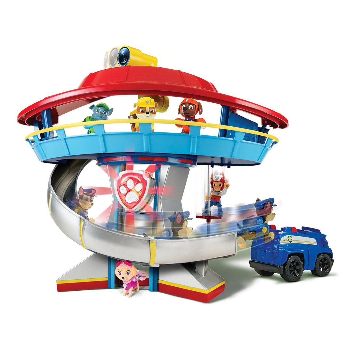 Spin Master Набор Paw Patrol Офис спасателейИгрушки из рекламы<br>Spin Master Набор Paw Patrol Офис спасателей<br>