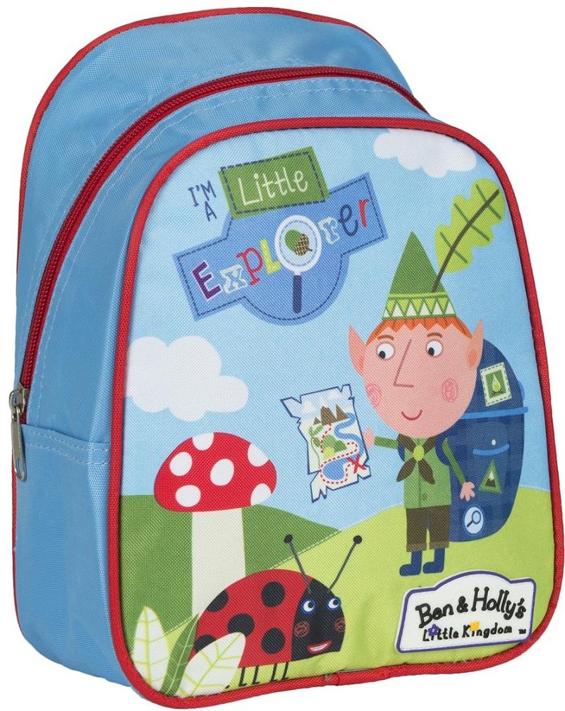 Рюкзачок малый Ben &amp; Holly 1Детские рюкзаки<br>Рюкзачок малый Ben &amp; Holly 1<br>