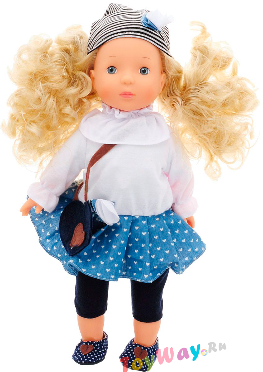 Интерактивная кукла Bambolina Miss ANNA, 40 см.Пупсы<br>Интерактивная кукла Bambolina Miss ANNA, 40 см.<br>