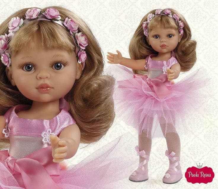 Кукла Карла Балерина, 32 смКуклы и пупсы<br><br>