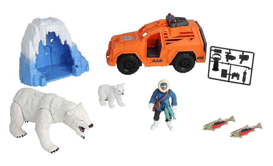 Купить Игровой набор - Арктические приключения, Chap Mei