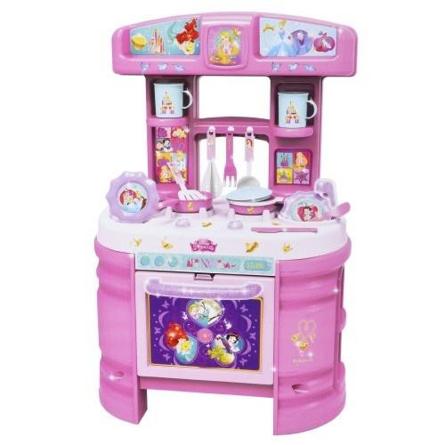 Игровая кухня большая - ПринцессаДетские игровые кухни<br>Игровая кухня большая - Принцесса<br>