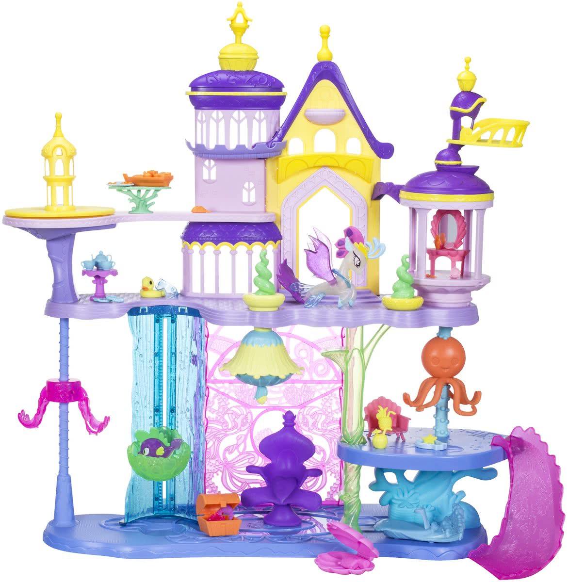 Игровой набор Hasbro My Little Pony – Мерцание: Волшебный замокМоя маленькая пони (My Little Pony)<br>Игровой набор Hasbro My Little Pony – Мерцание: Волшебный замок<br>