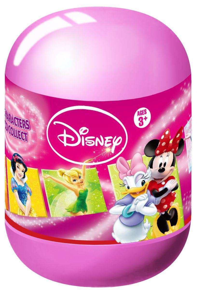 Капсула с фигуркой - Принцессы Дисней, высотой 75 ммКуклы Disney: Ариэль, Золушка, Белоснежка, Рапунцель<br>Капсула с фигуркой - Принцессы Дисней, высотой 75 мм<br>
