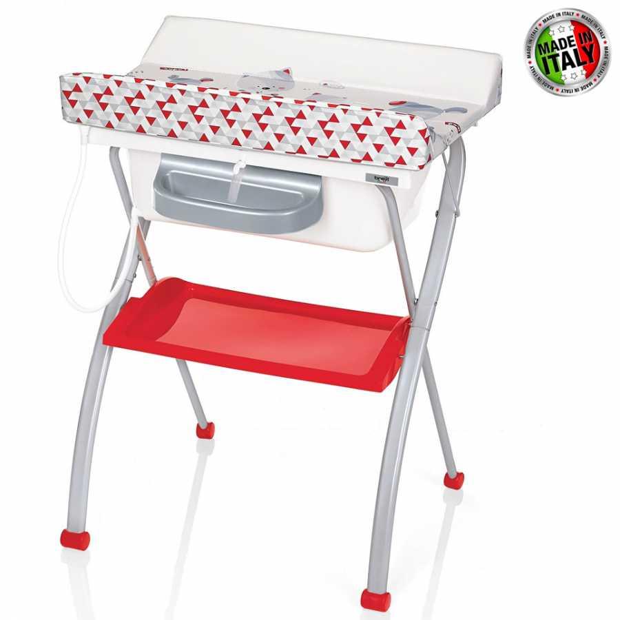 Стол для пеленания LindoКупание ребенка<br>Стол для пеленания Lindo<br>