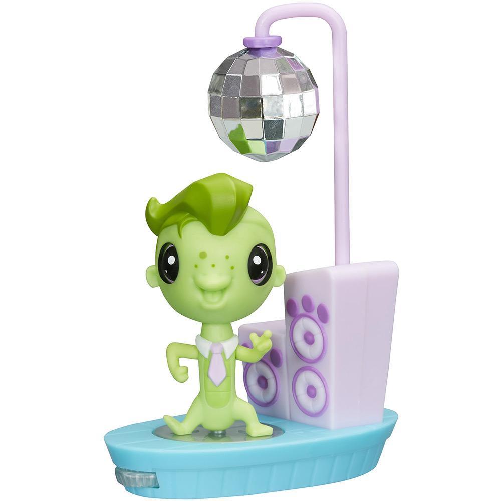 Игровой набор – Волшебная зверюшка ящерка Винни Террио с аксессуаром из серии Маленький зоомагазин - Littlest Pet Shop – Маленький зоомагазин, артикул: 140267