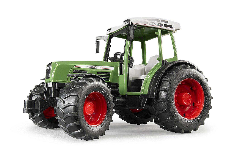 Трактор Bruder Fendt 209-SИгрушечные тракторы<br>Трактор Bruder Fendt 209-S<br>